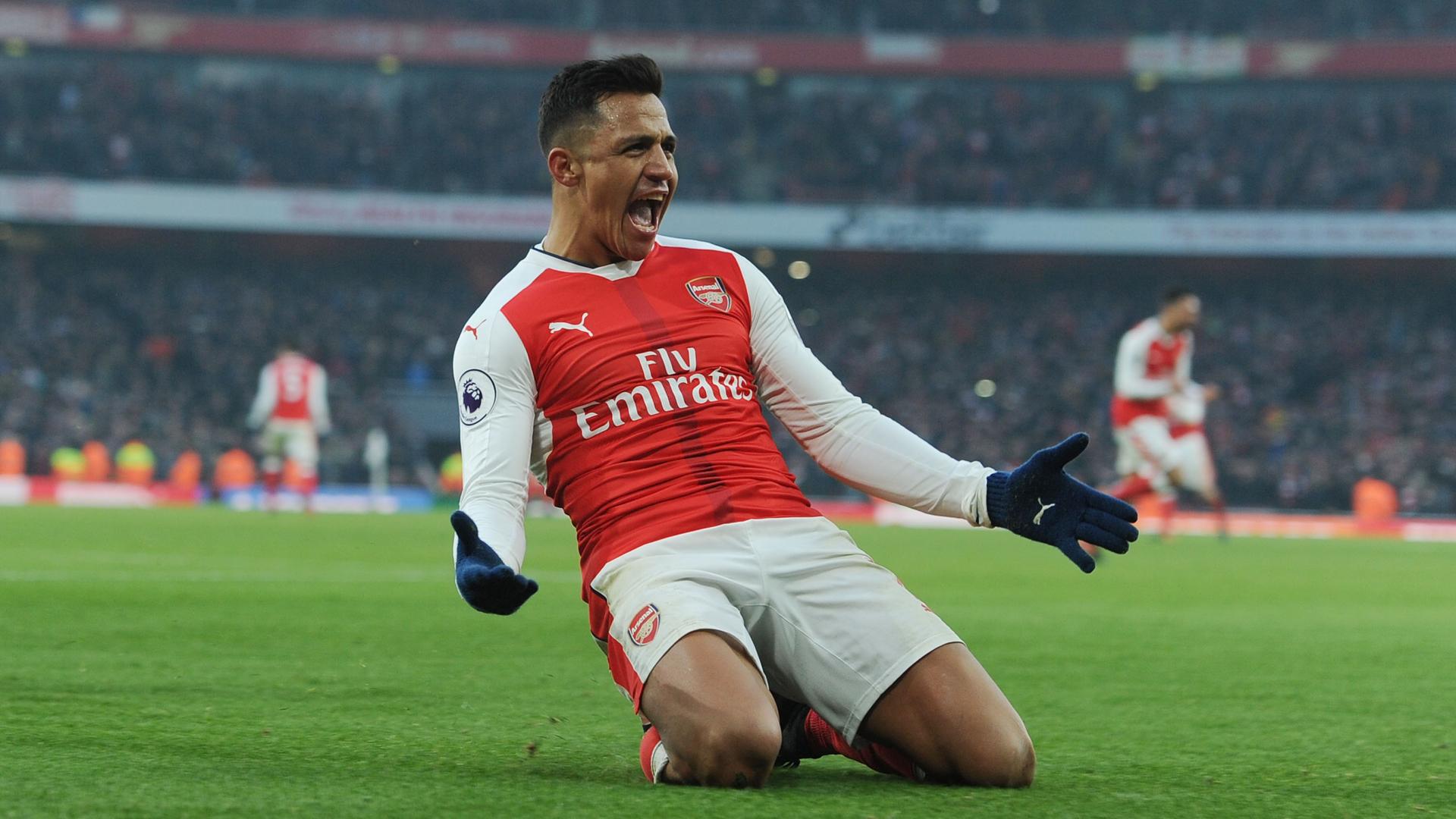 Alexis Sanchez Jose Mourinho s dream signing