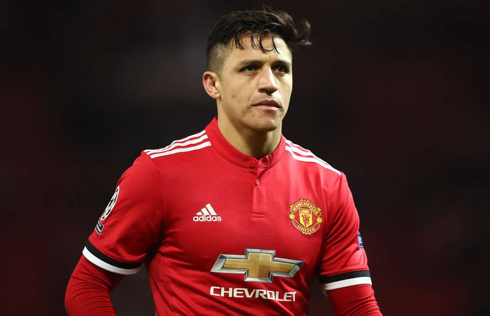 premium selection 1fc05 a292b Opinion: Alexis Sanchez should play on the right, or not at ...