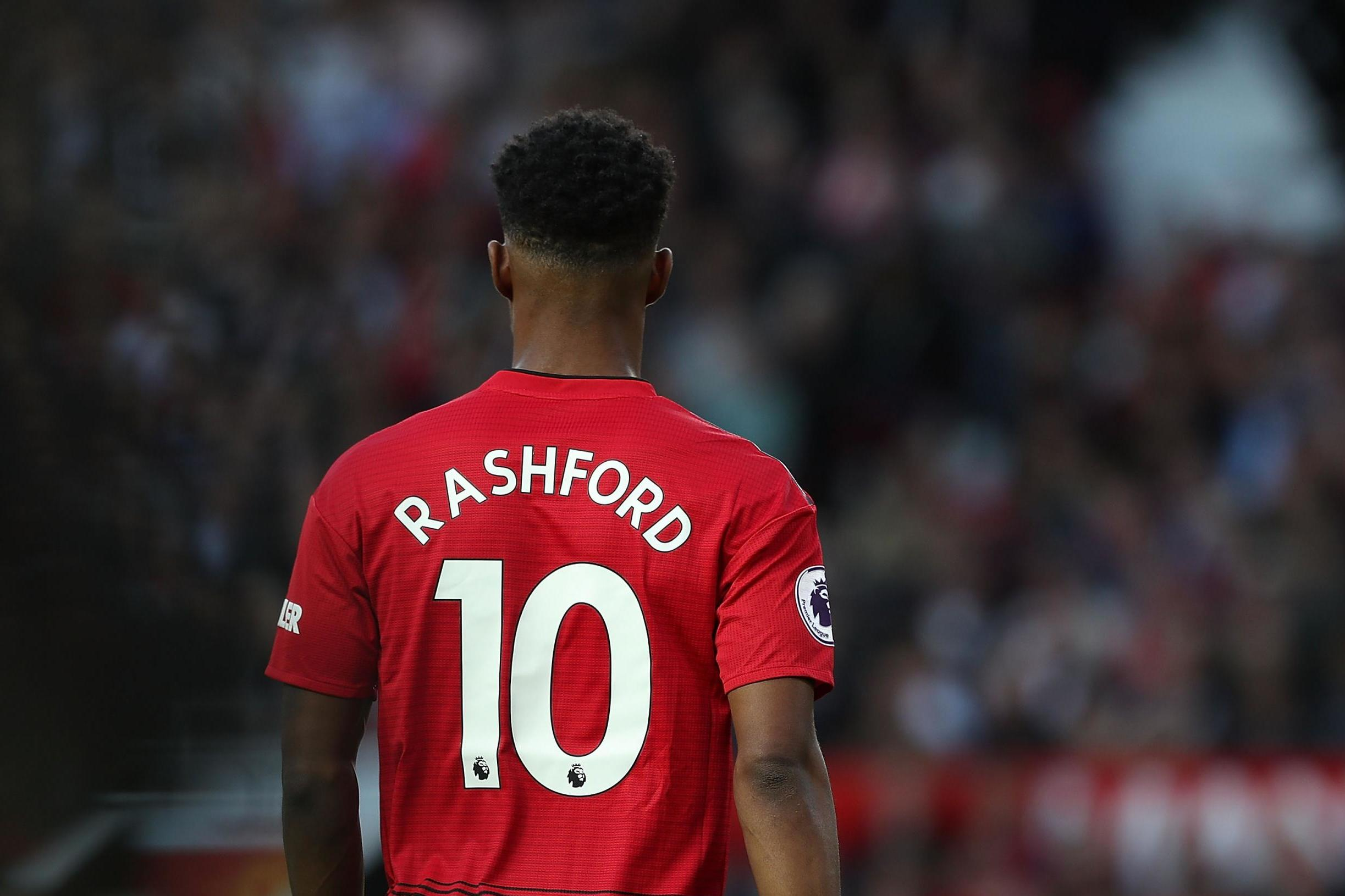 Marcus Rashford Made Second Favourite For Sports Personality Of The Year Utdreport