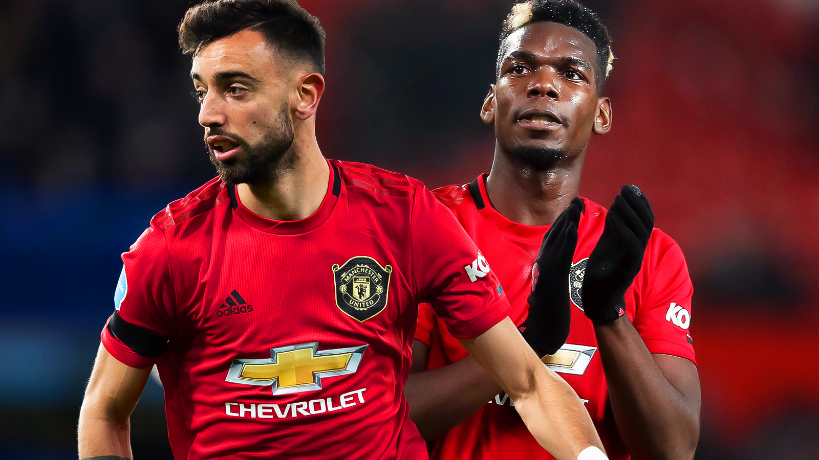 The return of Paul Pogba will benefit Bruno Fernandes in the ...