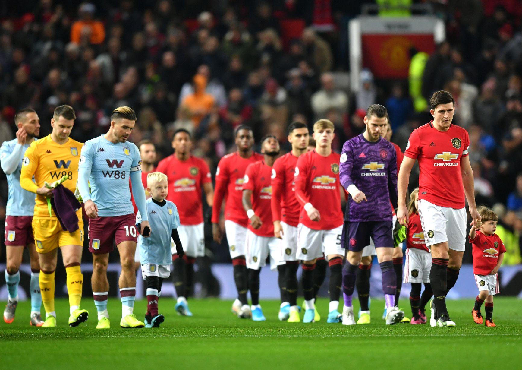 Match preview: Aston Villa vs Manchester United – utdreport