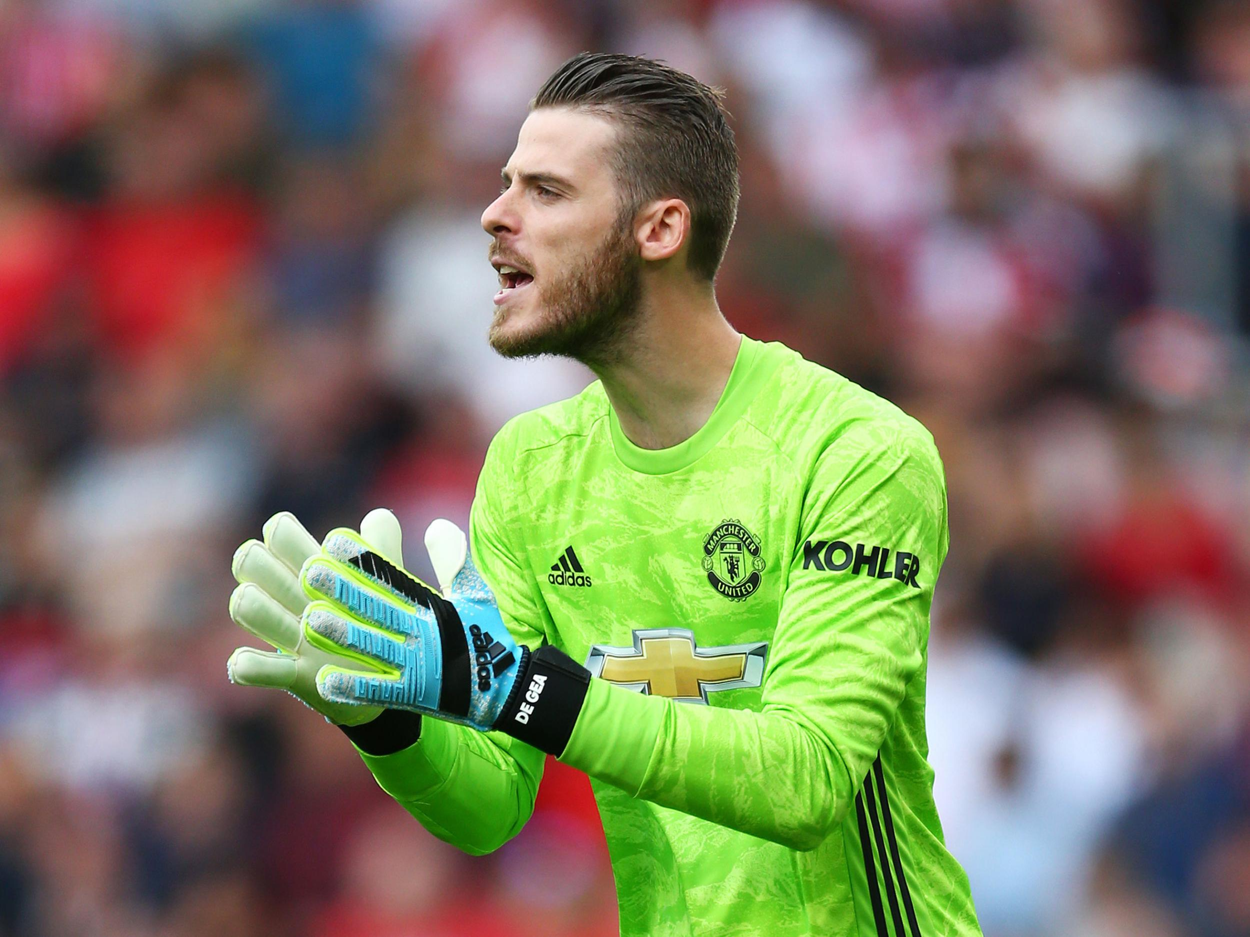 David De Gea planning to stay at Manchester United for many more ...