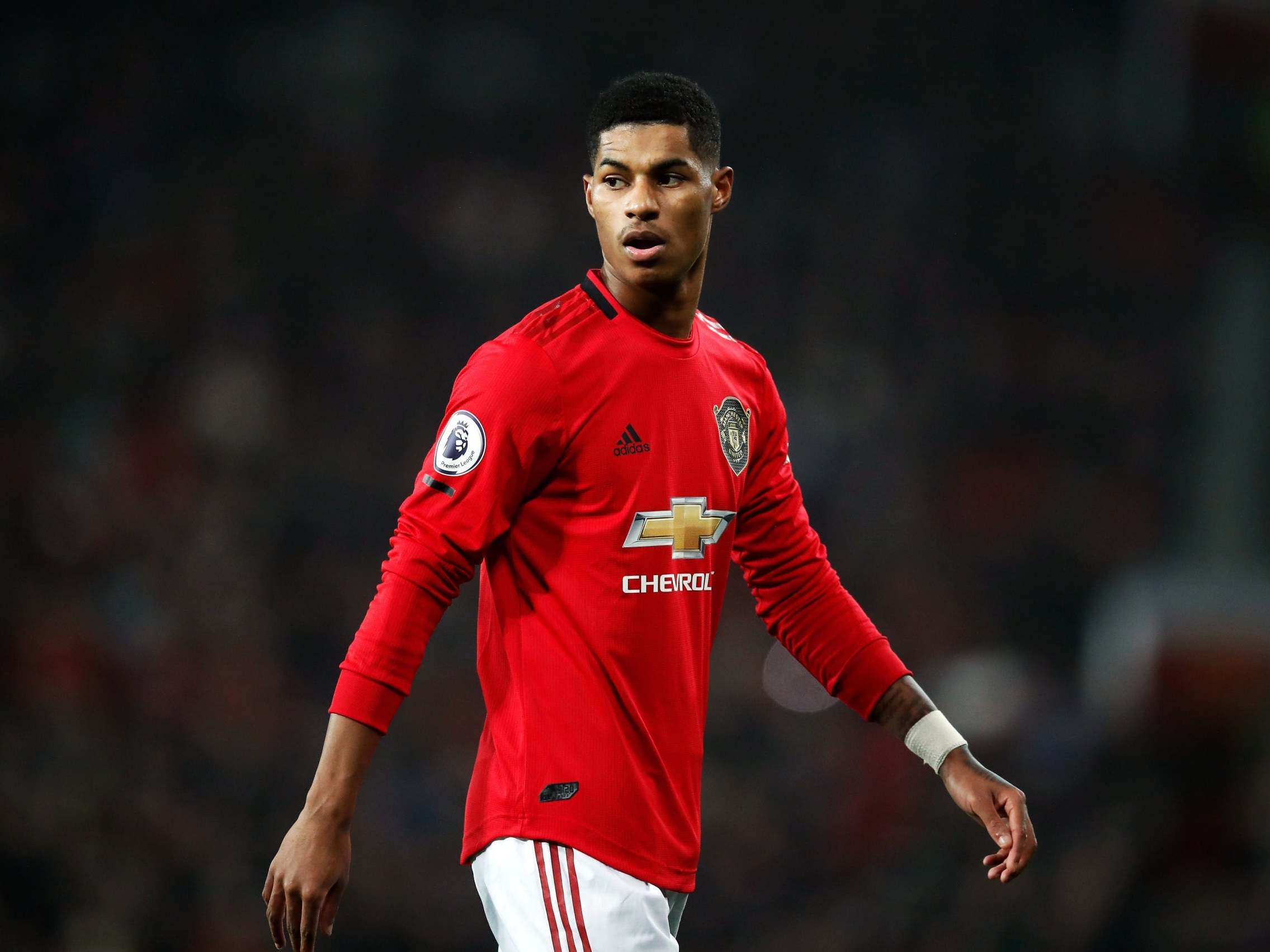 Marcus Rashford Doubtful For England Games With Ankle Injury Utdreport