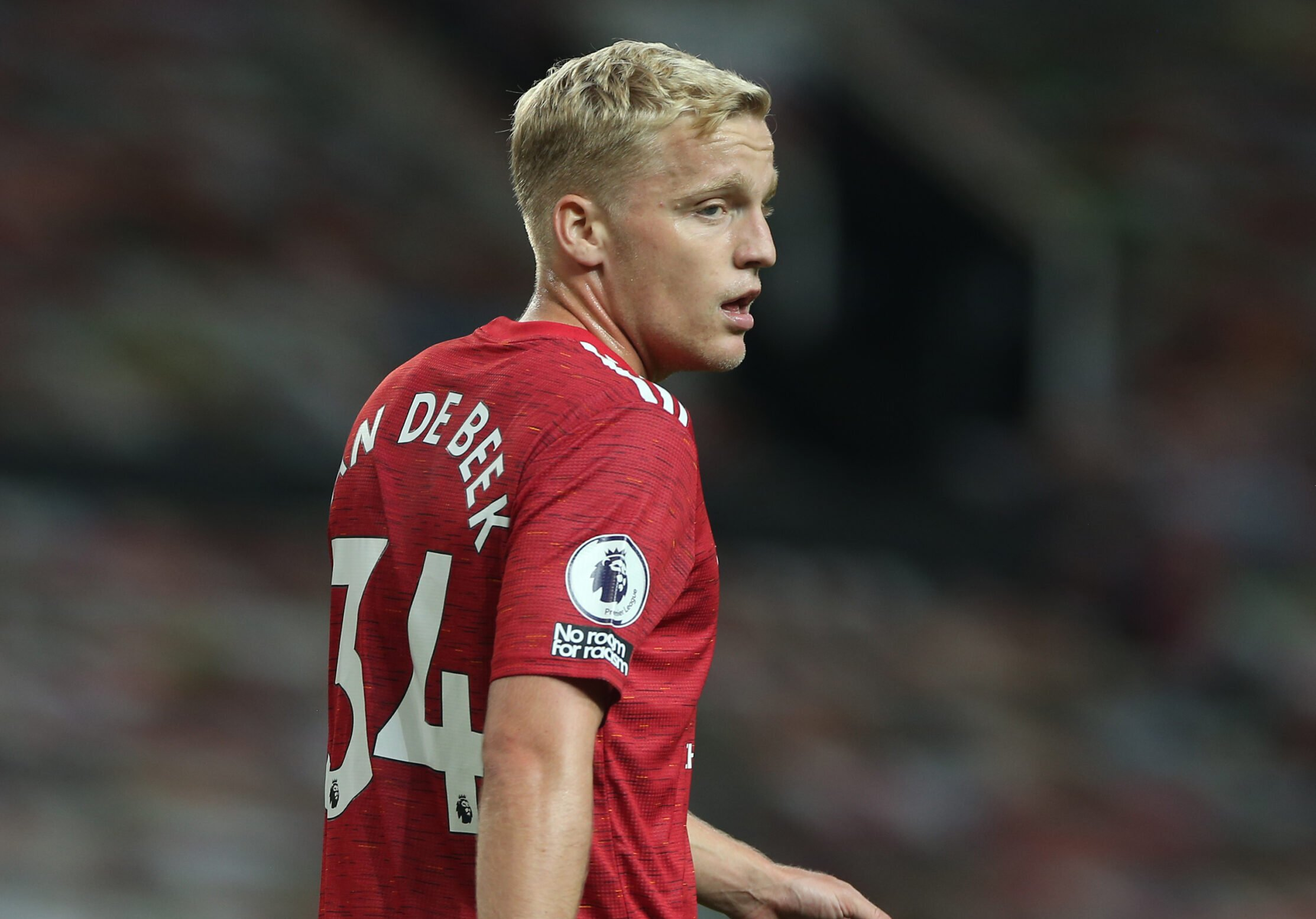 Donny van de Beek: We will fight for everything – utdreport