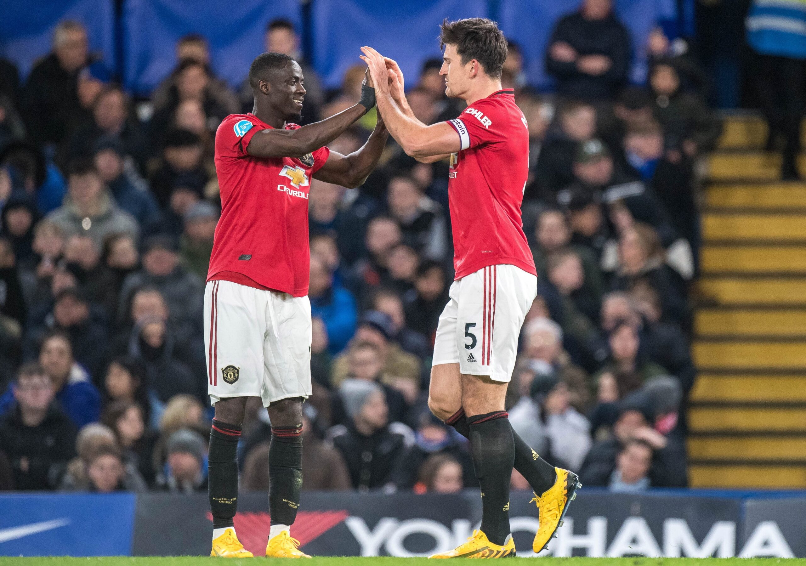 Harry Maguire and Eric Bailly both fit to face West Brom – utdreport