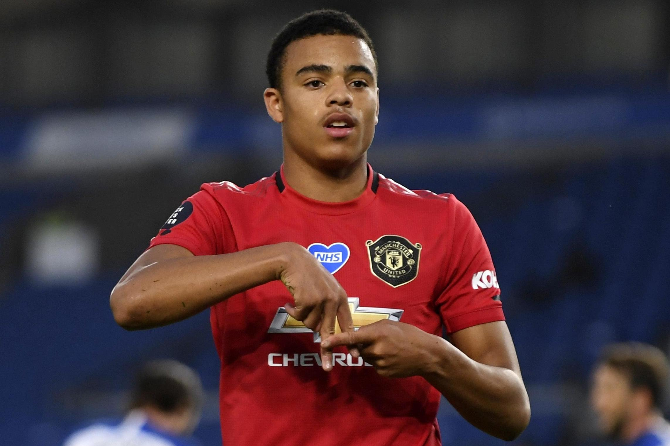 Manchester United in no hurry over giving Mason Greenwood a new contract –  utdreport
